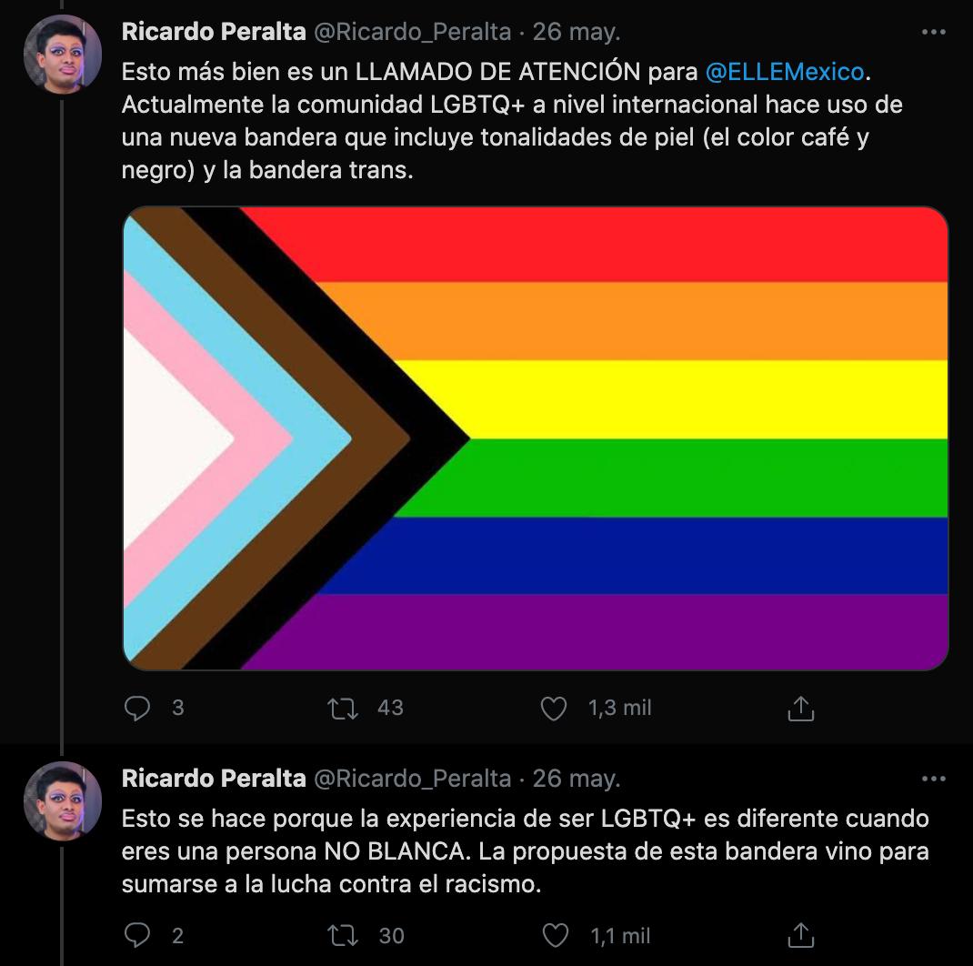 bandera alternativa diversidad