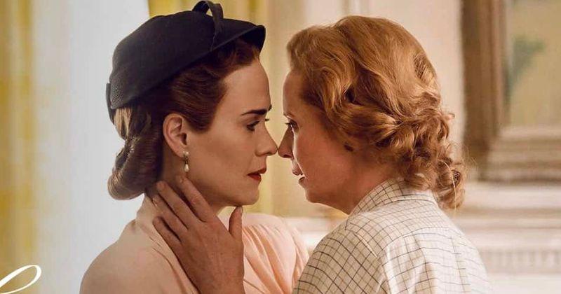 Ratched series lésbicas Netflix