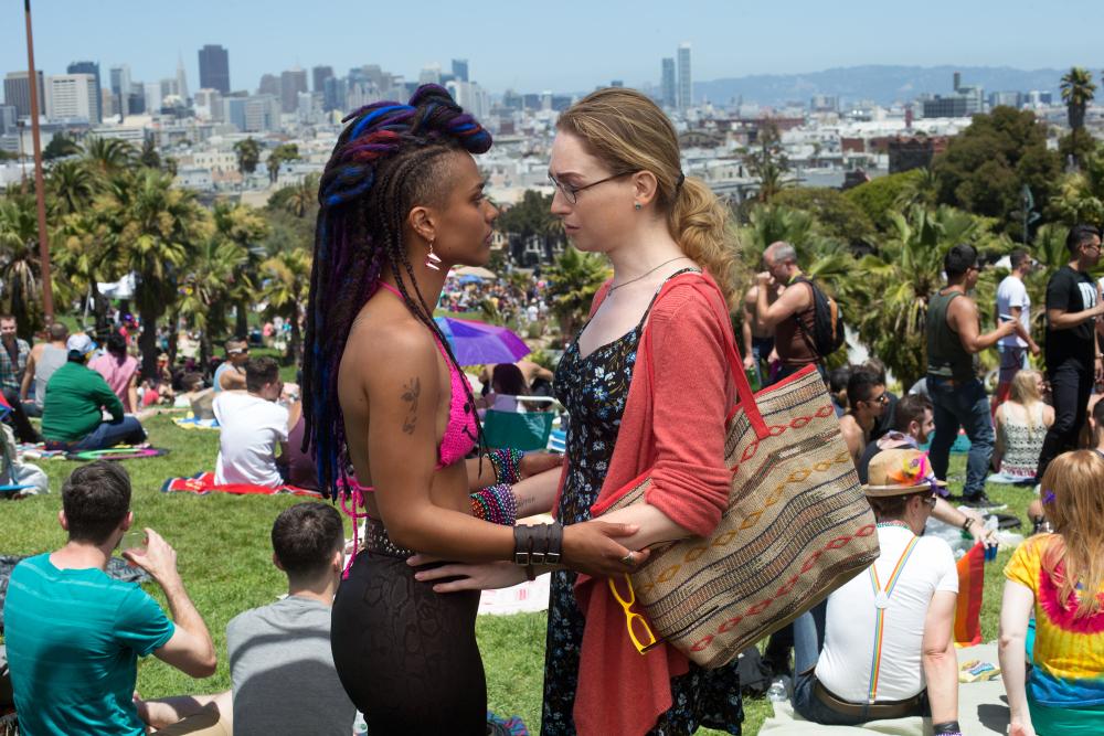 Sense8 series lésbicas Netflix