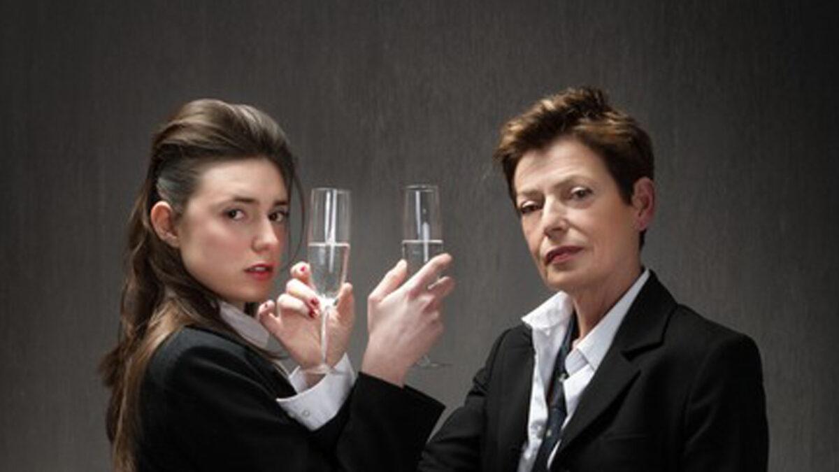 ventajas de salir con una mujer mucho mayor que tú lesbianas