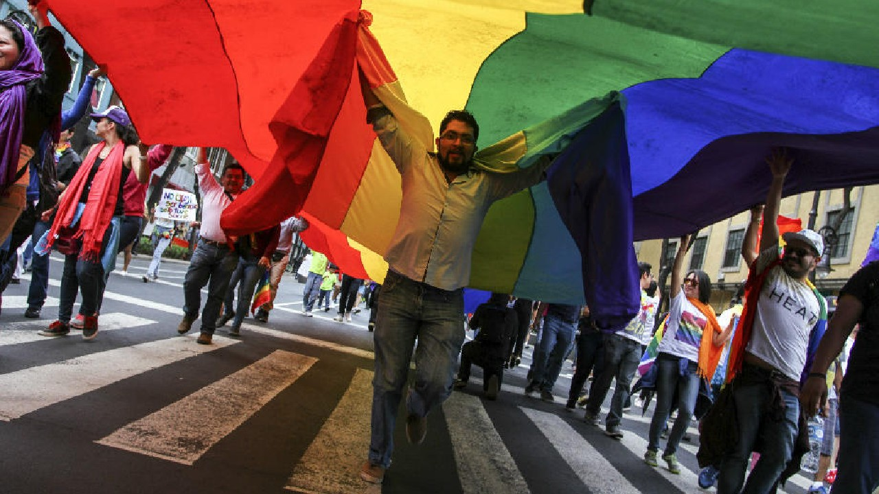 Voto de la comunidad LGBT+ en las elecciones 2021