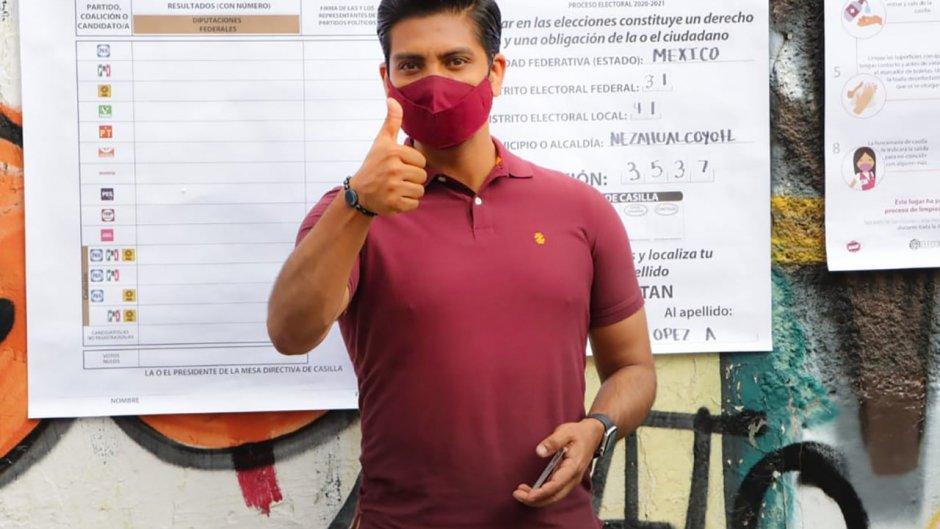 Adolfo Cerqueda alcalde gay