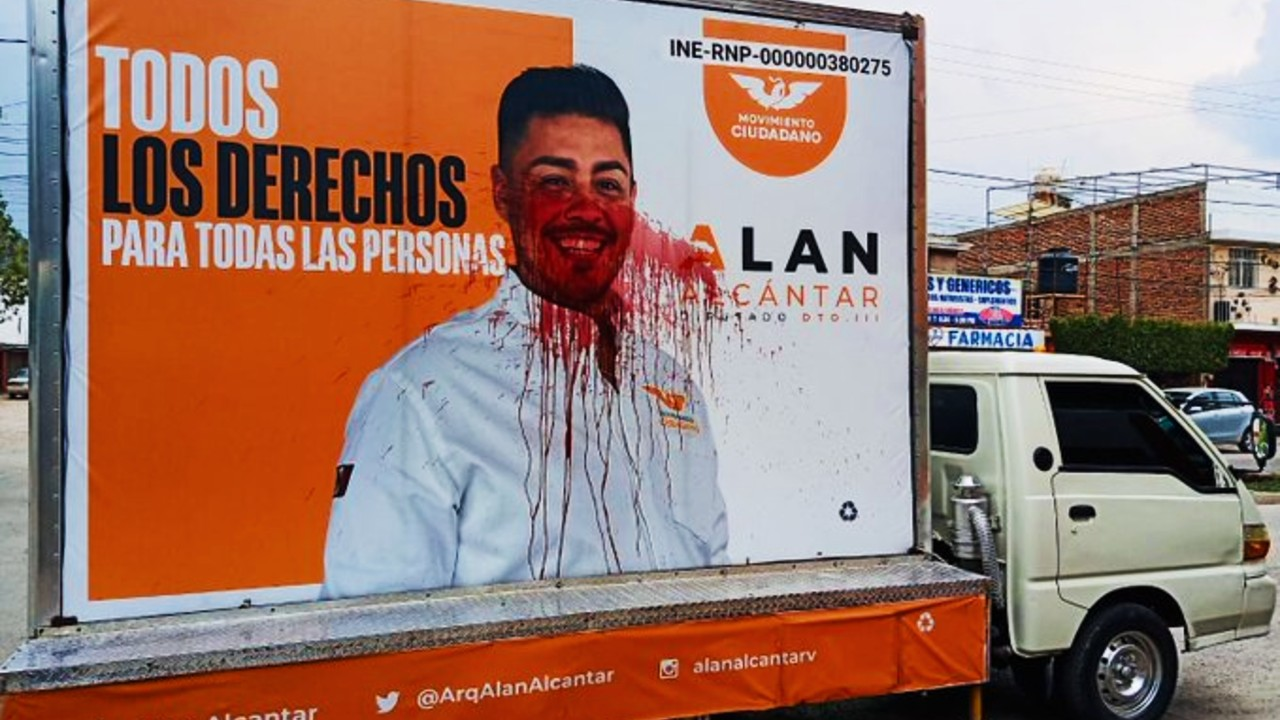 Alan Alcántar candidato gay es uno de los Daddies de Guanajuato