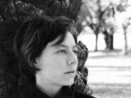 Poeta Alejandra Pizarnik