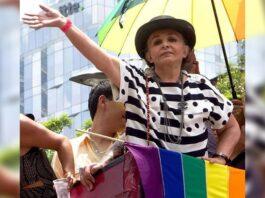 Ana Martin no es lesbiana pero es aliada LGBT+