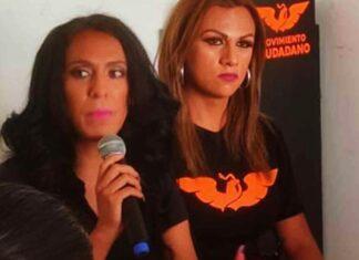 Mónica Martínez Medina, candidata trans de Aguascalientes
