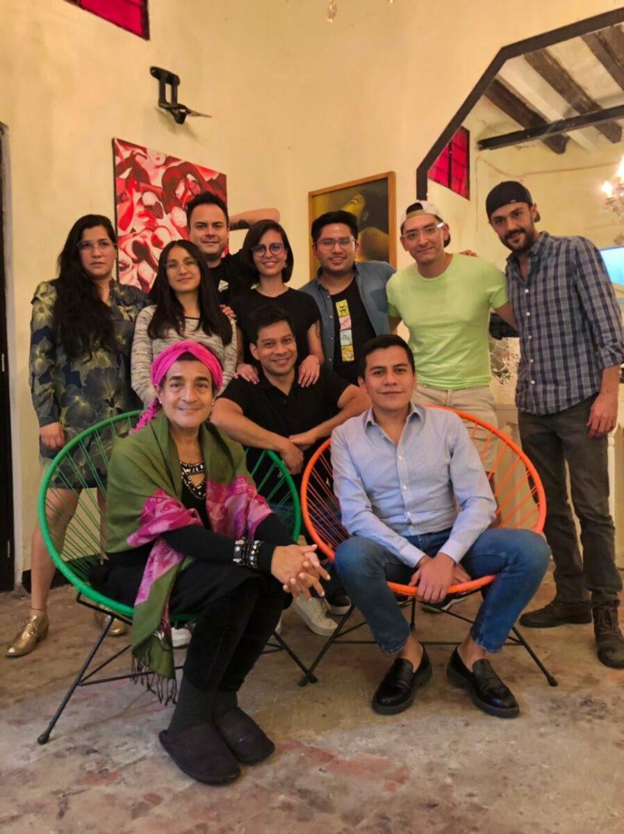 Casa Frida refugio para personas LGBT