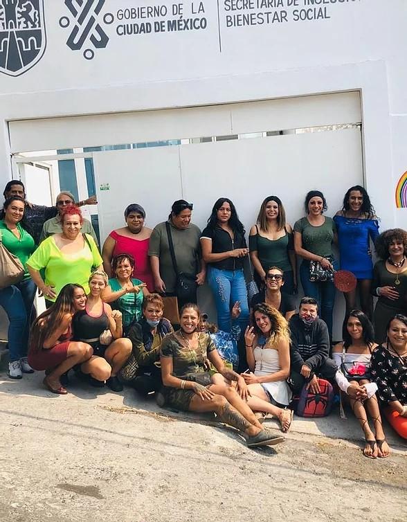 Refugios para personas trans y LGBT+