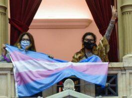 Cupo laboral travesti y trans