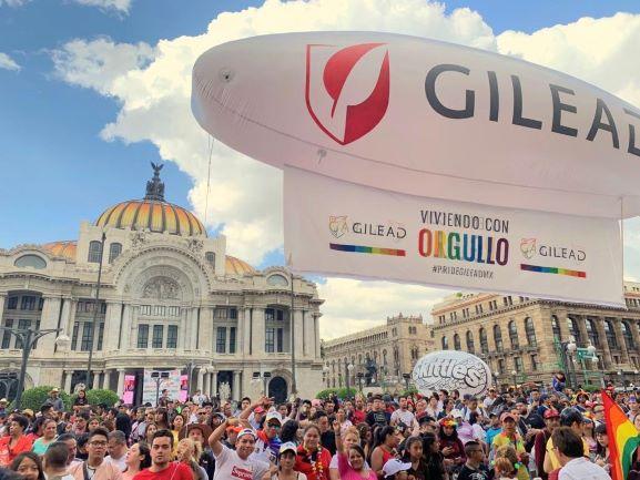 Gilead Sciences empresa LGBT