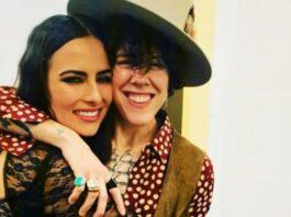 Relación entre LP y Julieta Grajales