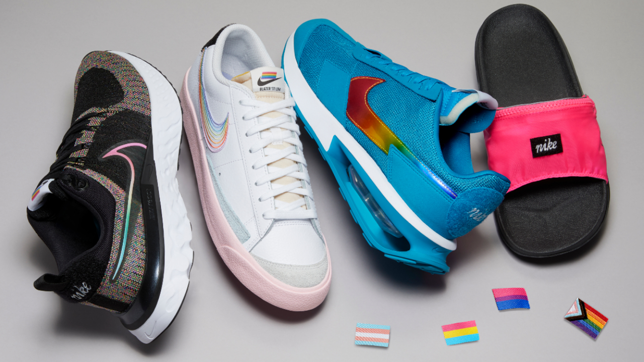 Nike compromiso LGBT+ 2021
