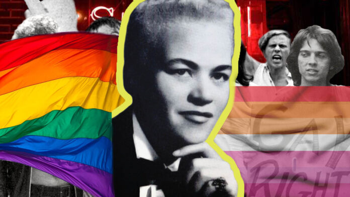 Stormé DeLarverie lesbiana Stonewall