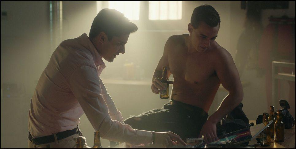 Actores Élite gay en la vida real