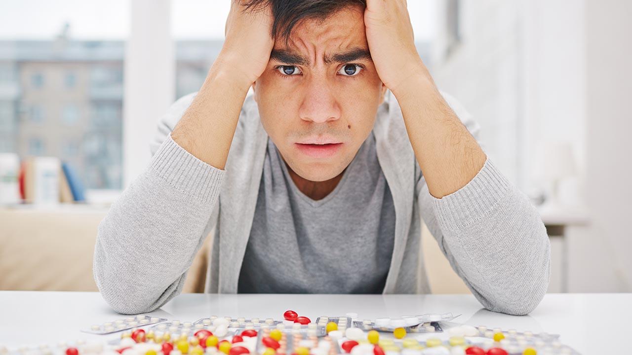 antidepresivos medicamentos salud mental vida sexual