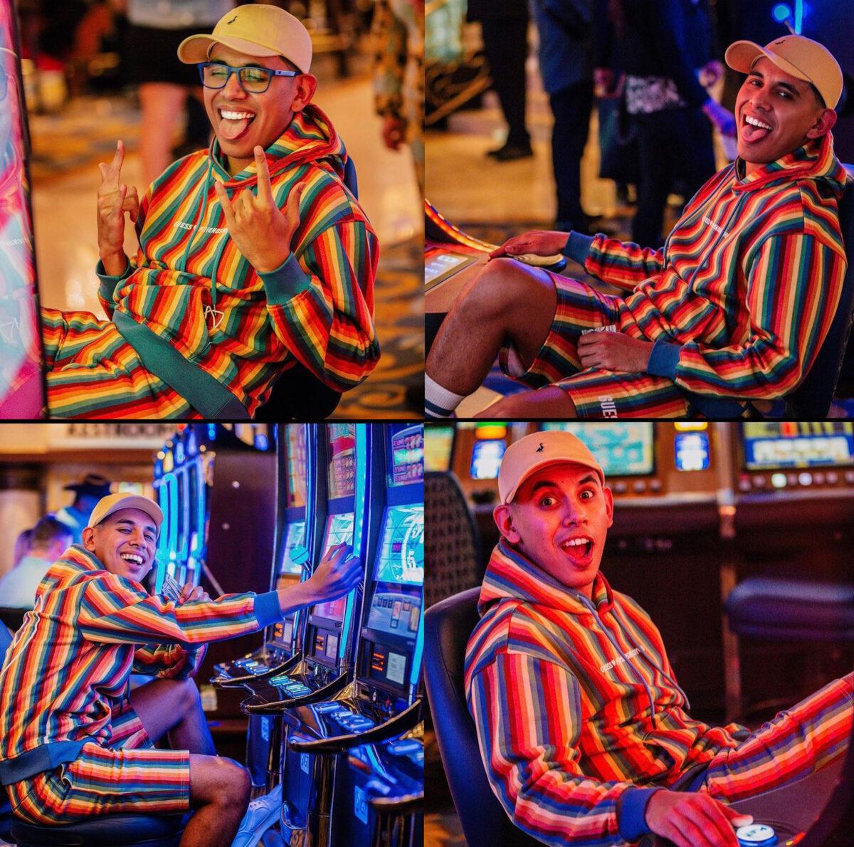 Jhonny Caz LGBT+