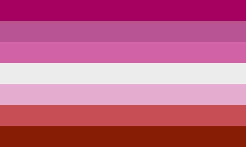 historia banderas lésbicas