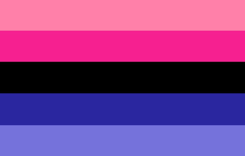 Orgullo Omnisexual bandera