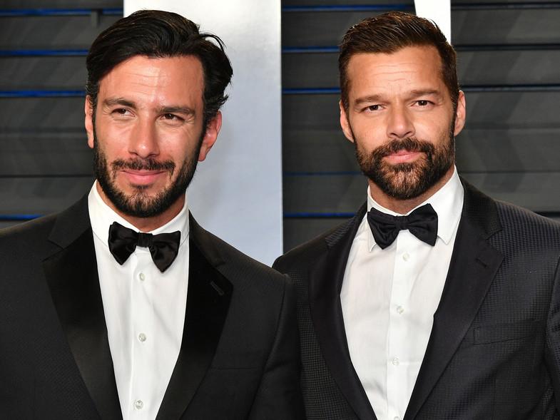 celebridades LGBT que se casaron en secreto Ricky y Jwan