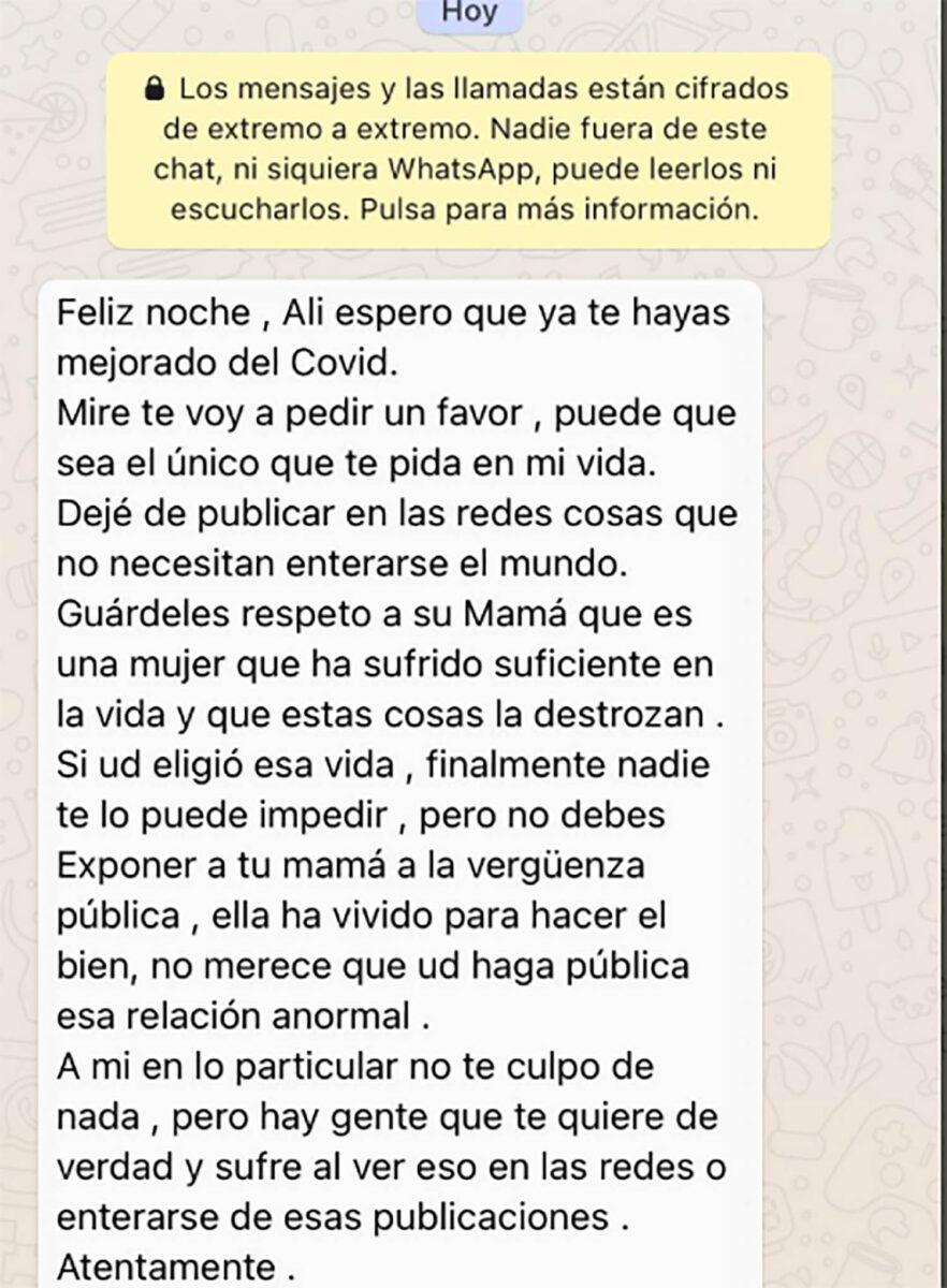 chico gay mexicano mensaje homofóbico tío WhatsApp