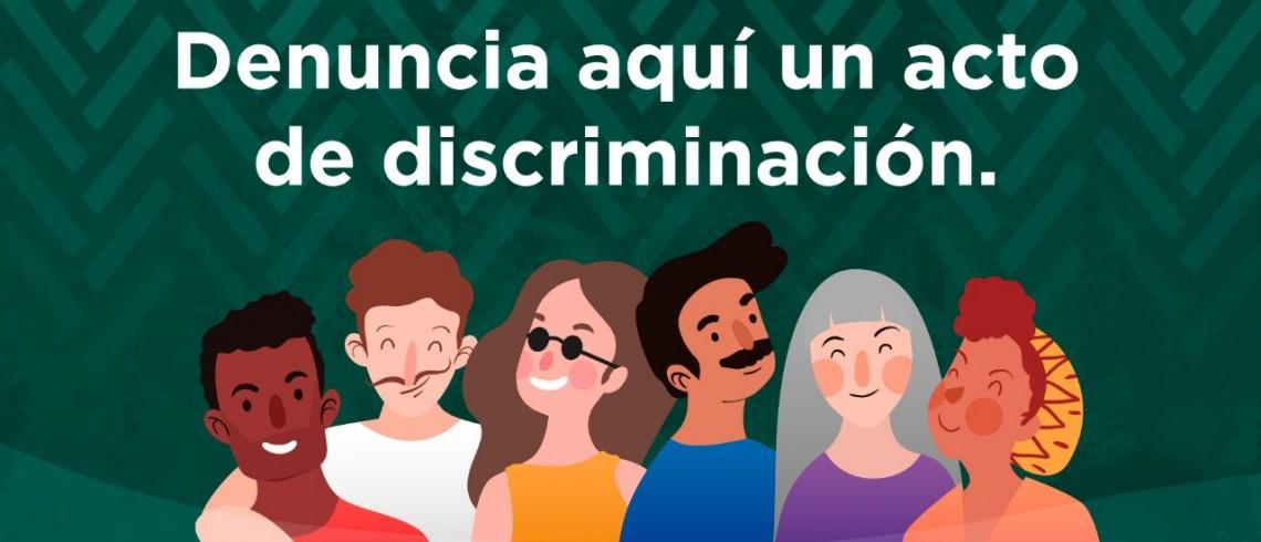 denuncia copred discriminación cdmx