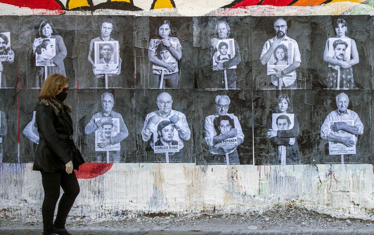 desapariciones forzadas dictaduras América Latina