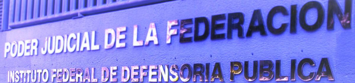 Instituto Federal de la Defensoría Pública