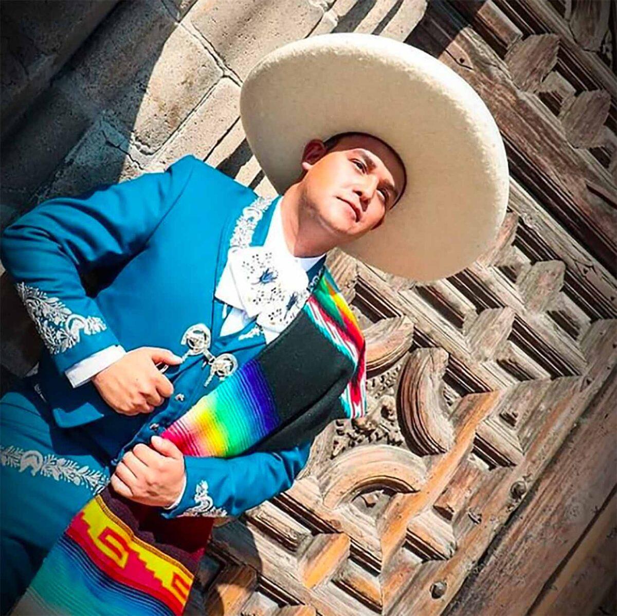 Fausto Villagrán cantante música ranchera gay