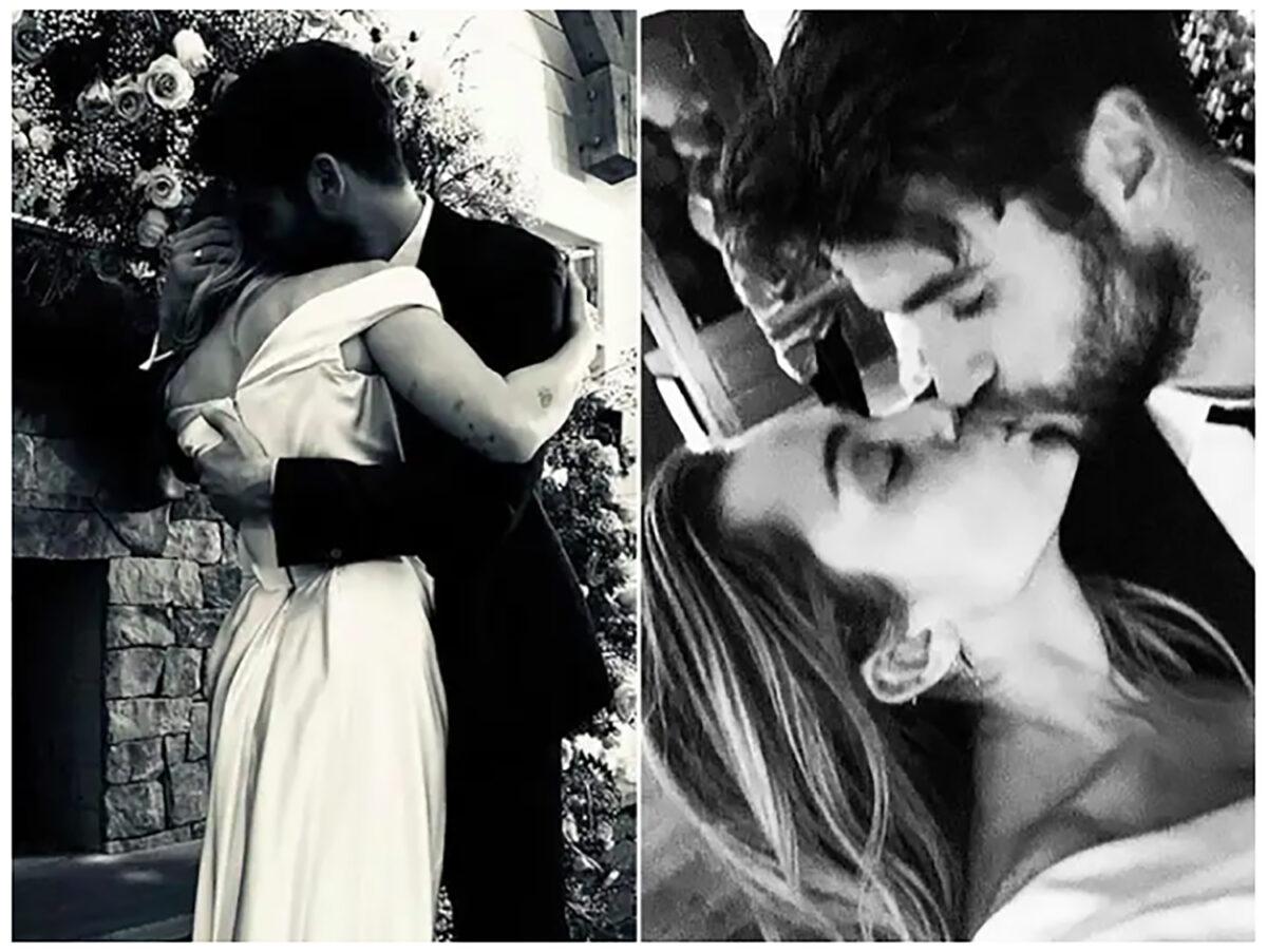 boda Miley y Liam