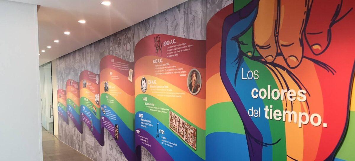 museo de memoria y tolerancia lgbt