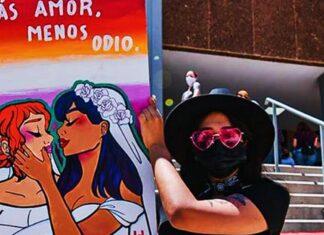 Pareja lésbica de Guanajuato