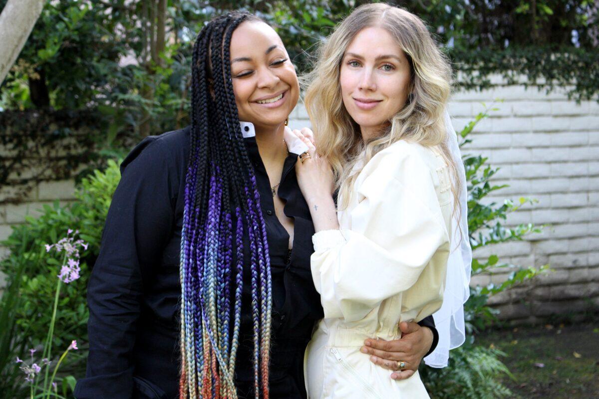 Raven Symoné y Miranda Pearman-Maday
