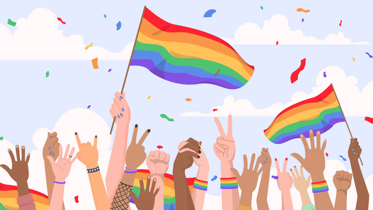 Test Mes del Orgullo LGBT+