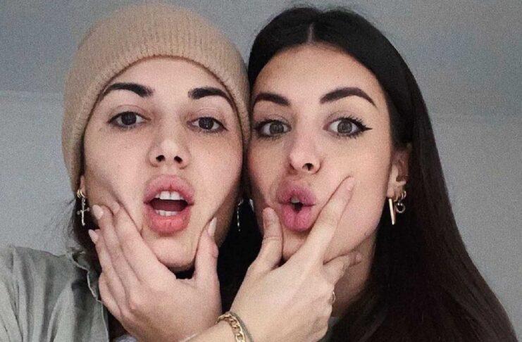 La influencer bisexual Dulceida se da un tiempo con su parea Alba Paul