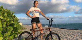 Chelsea Wolfe ciclista trans en Juegos Olímpicos