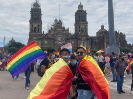 Aprobación de la ley LGBT+ de CDMX