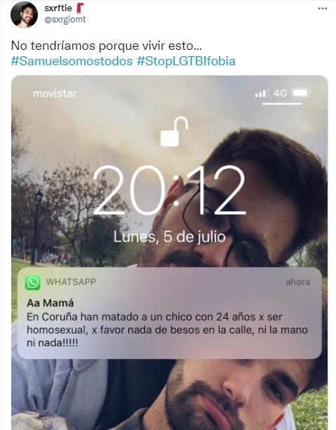 Asesinato de Samuel Luiz Muñiz
