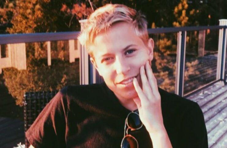 Quinn futbolista trans no binarie canadiense de los Juegos Olímpicos
