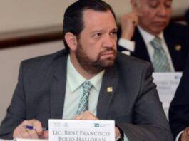 René Bolio presidente de la Comisión Mexicana de Derechos Humanos, A.C.