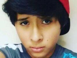Santiago Cancinos, chico trans