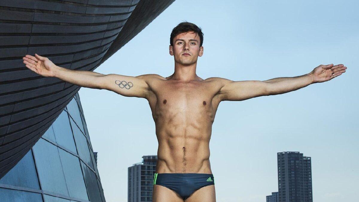 Tom Daley clavadista campeón olímpico gay