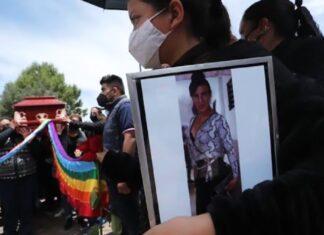 Aline Sánchez activista víctima de transfeminicidio en Edomex