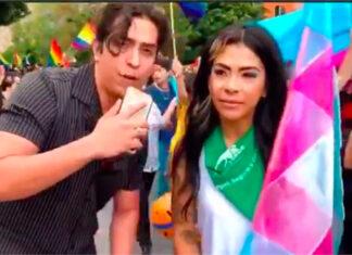 ADN youtube transfobia marcha orgullo LGBT