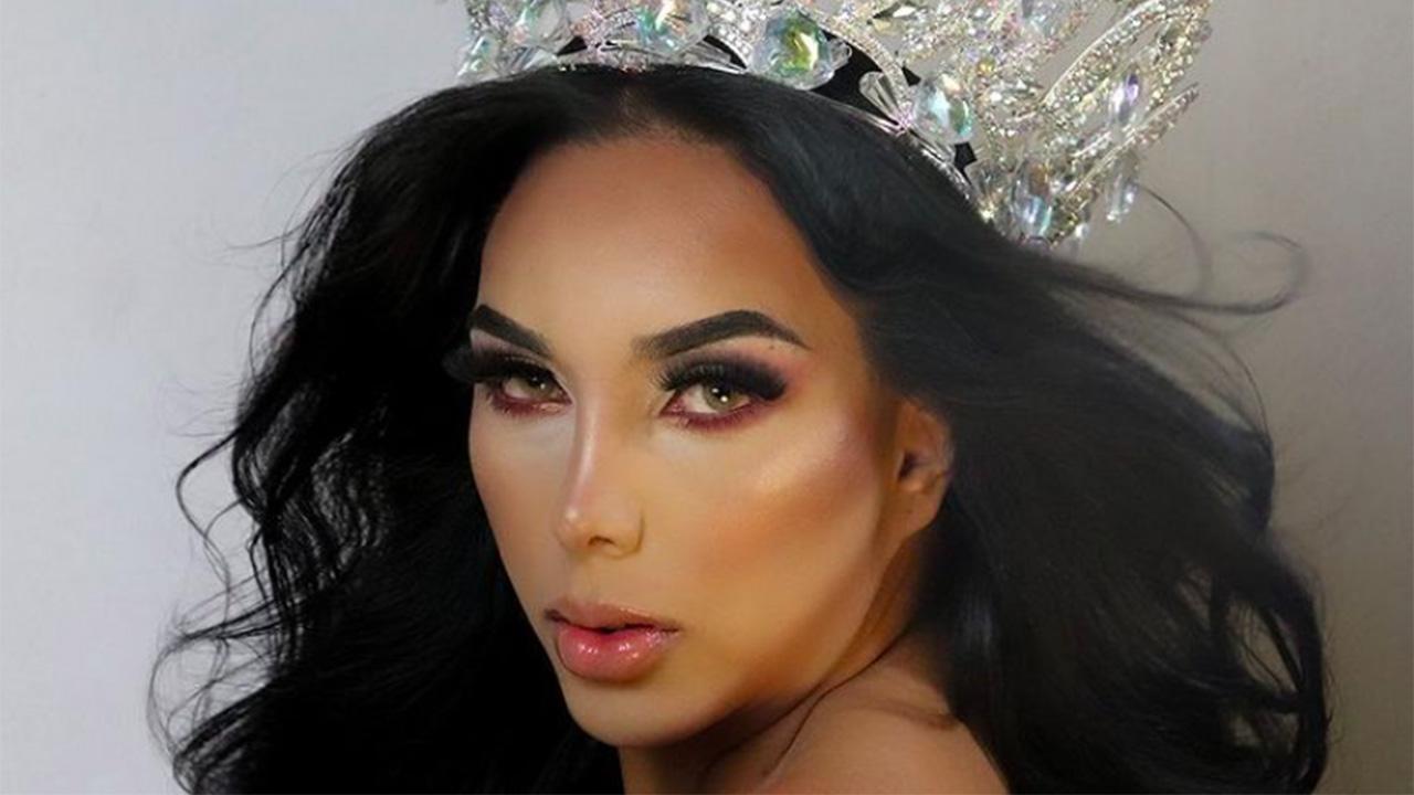 Annel Arias más draga 4 blackface