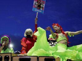 El mariconeo fue el baile utilizado para protestar contra la violencia en Colombia