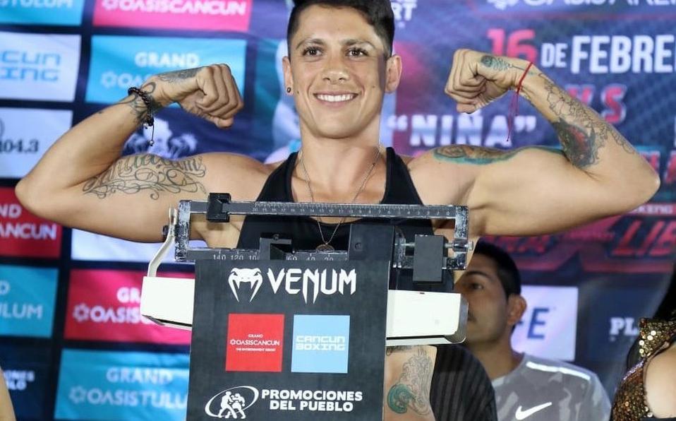 boxeadoras lesbianas Alejandra Jiménez