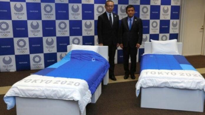 camas antisexo juegos olímpicos tokio olimpiadas