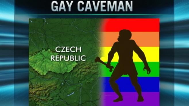 cavernícola gay o trans