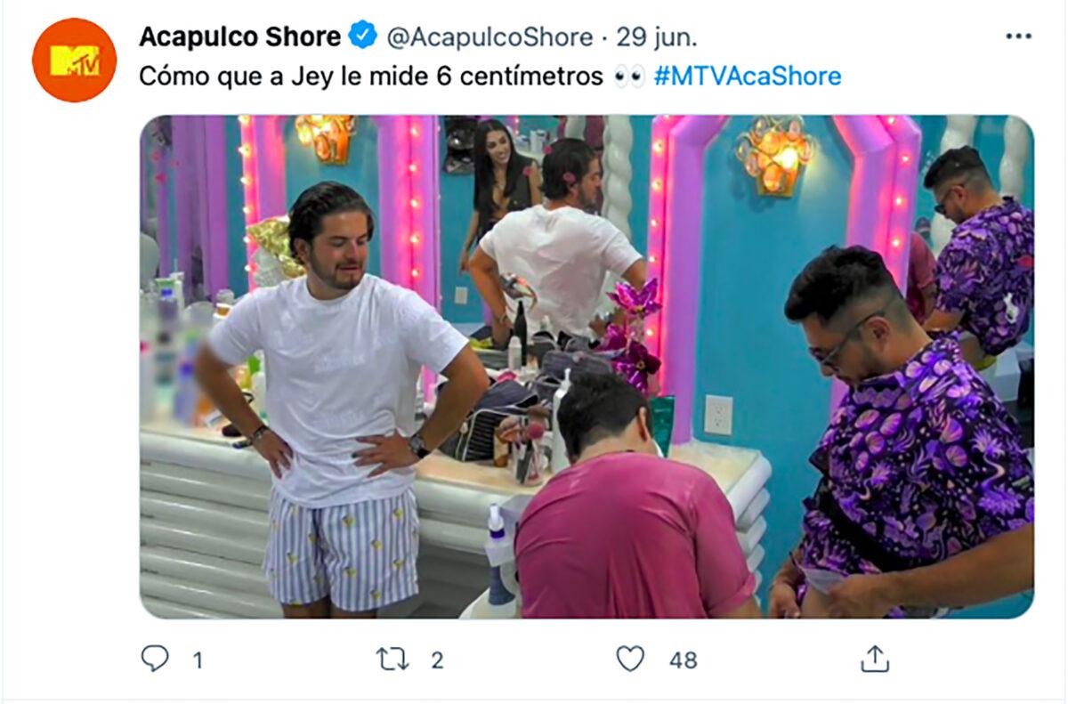 Acapulco Shore 8 engrosamiento pene