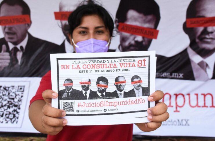 Acciones de expresidentes de México sobre derechos LGBT+